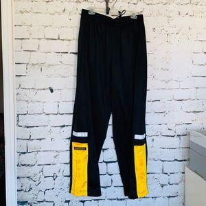 Men's NIKE  Basketball Pants Size L, Black VTG